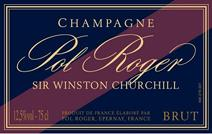 Pol Roger Winston Churchill label 2