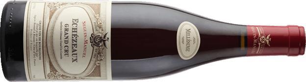 Seguin-Manuel Echezeaux bottle