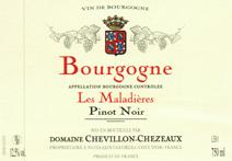Chevillon-Chezeaux Maladieres label