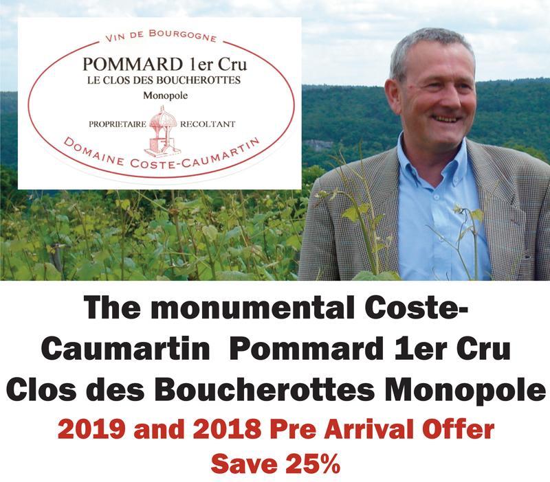 Coste-Caumartin 2019 2018 header