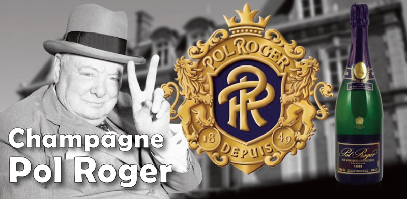 Pol Roger Header