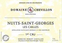 Chevillon Robert Cailles label
