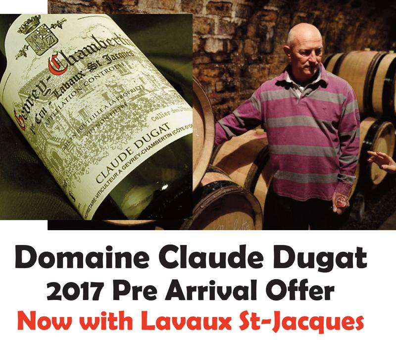 Dugat Claude 2017 Lavaux Header
