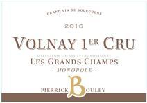 Bouley Pierrick Grands Champs label 2016