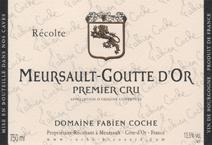 Coche Meursault Goutte