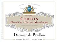 Pavfillon Corton Marechaudes Label