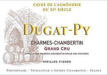 Dugat-Py Charmes-Chambertin label