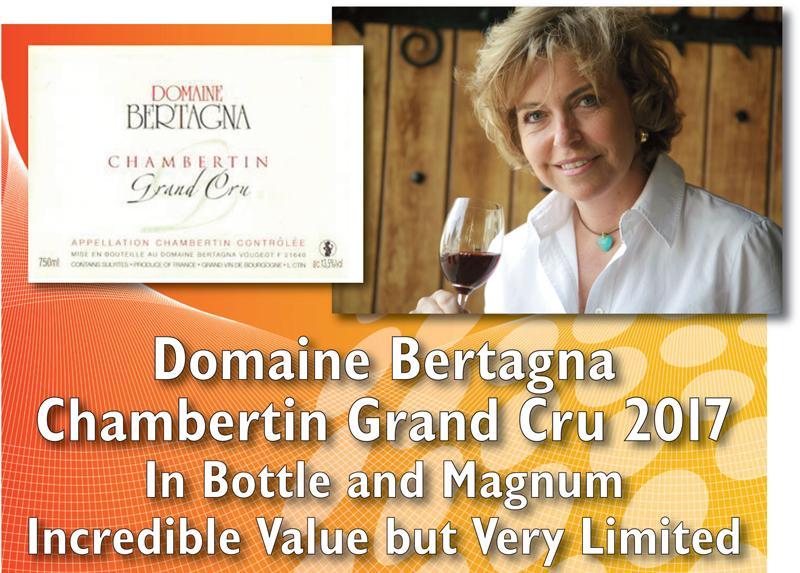 Bertagna 2017 Chambertin Header