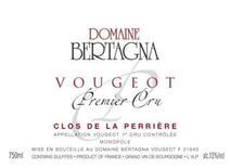 Bertagna Vougeot Perriere label