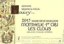 Bouley Monthelie Clous Label