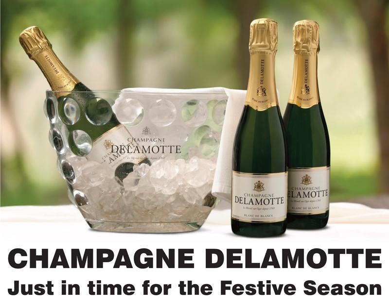 Delamotte Festive Header