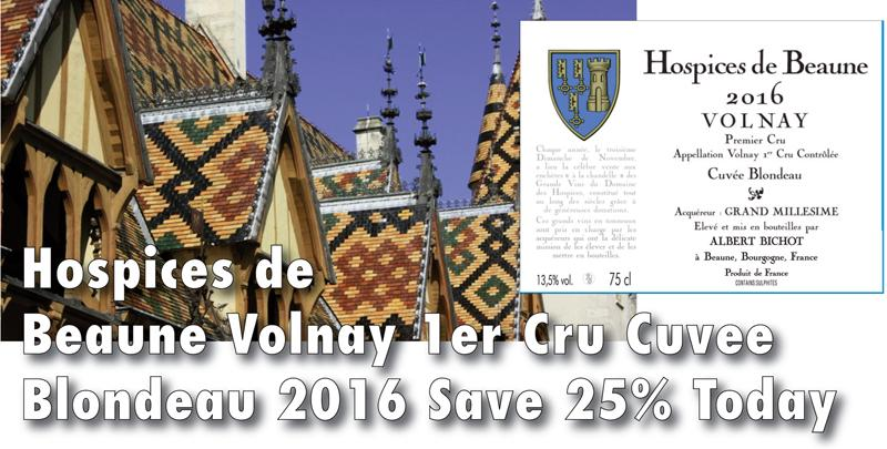 Hospices Volnay Blondeau 2016 header