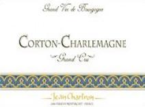 Chartron Corton Label