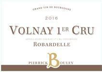 Bouley Pierrick Robardell label 2016