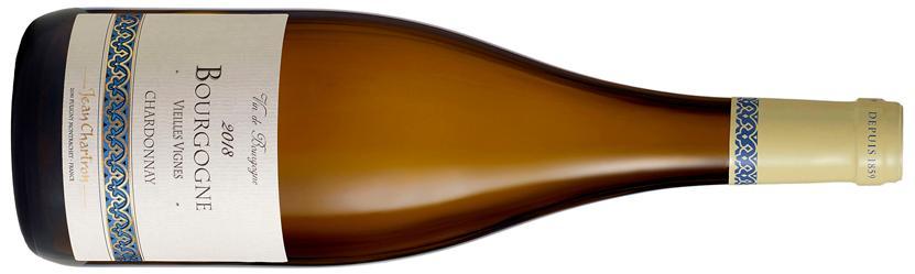 Chartron Bourgogne VV bottle