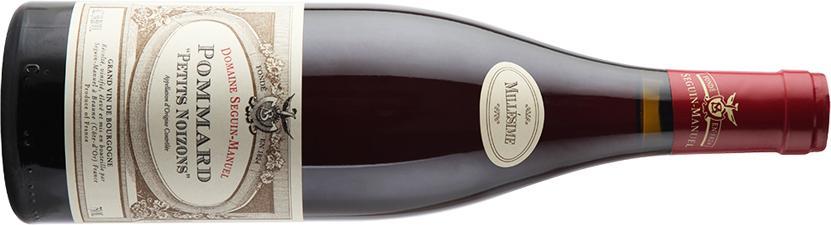 Seguin-Manuel Pommard Petit Noizons bottle