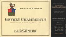Castagnier Gevrey label