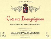 chevillon-chezeaux coteaux bourguignons label
