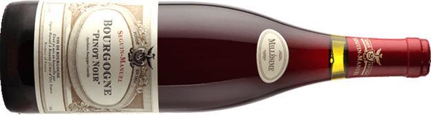 Seguin-Manuel Bourgogne bottle