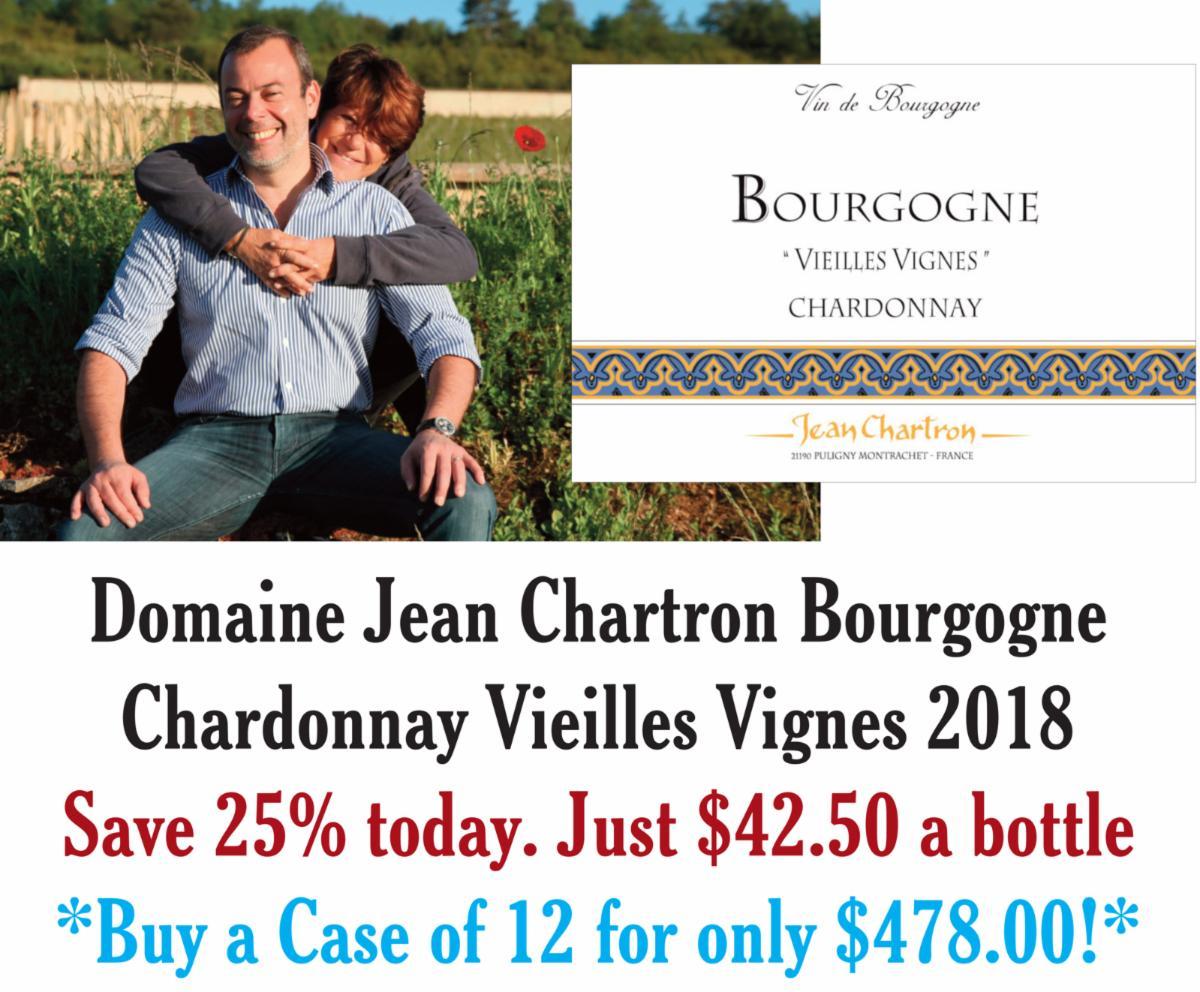 Chartron 2018 Bourgogne Case header