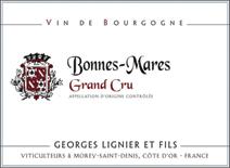 Lignier Bonnes-Mares Label