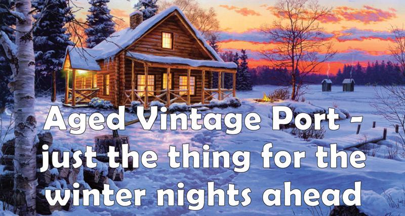 Vintage Port Winter Warmer header