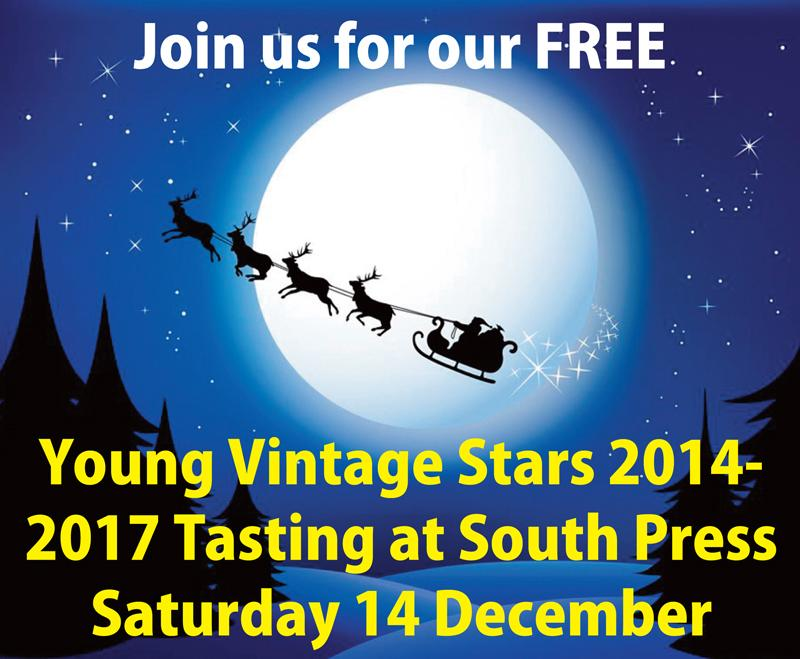 Christmas Tasting Southpress header