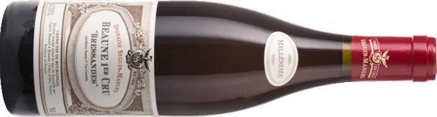 Seguin-manuel Beaune Bressandes bottle