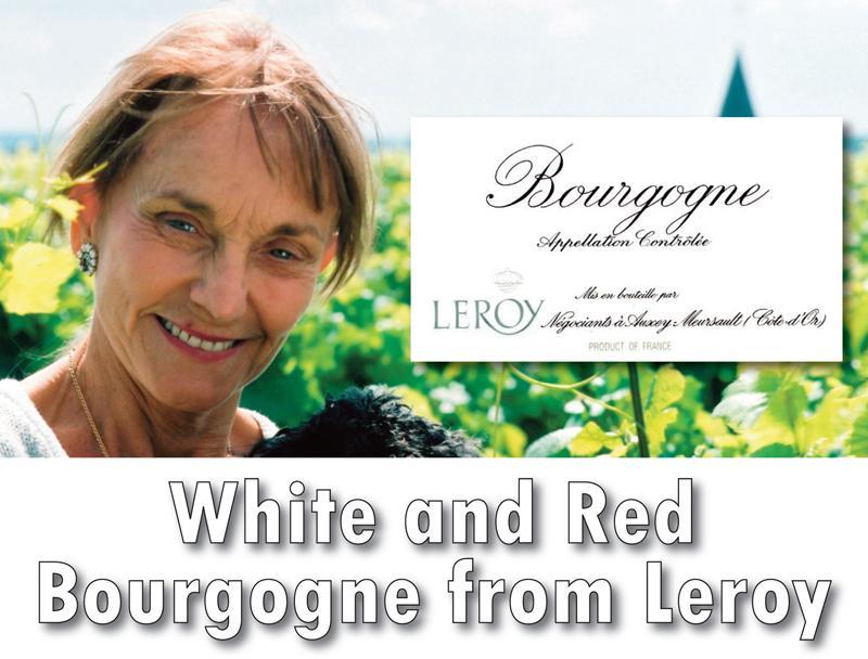 Leroy Bourgogne header