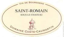 coste-caumartin st-romain label
