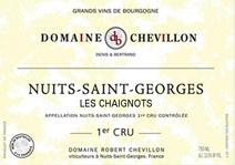 Robert Chevillon Chaignots