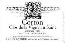 Latour Corton Vigne au Saint