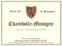 Cacheux Rene Chambolle label