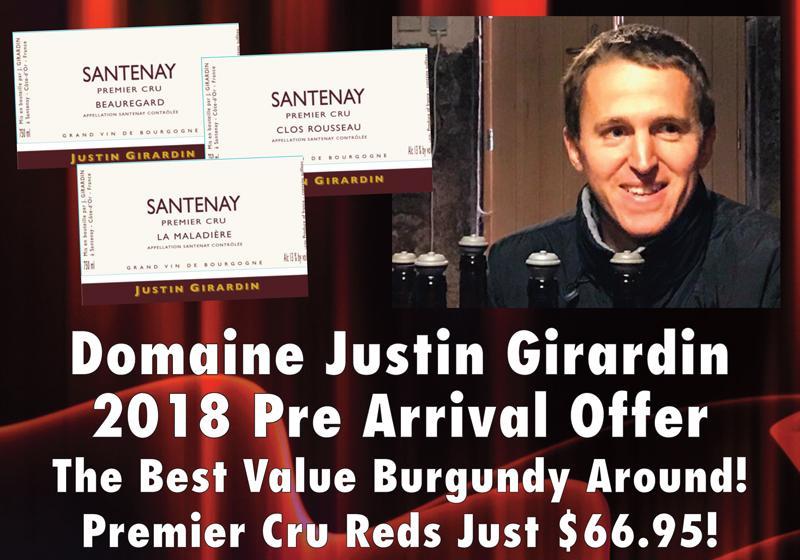 Girardin 2018 1er Cru header