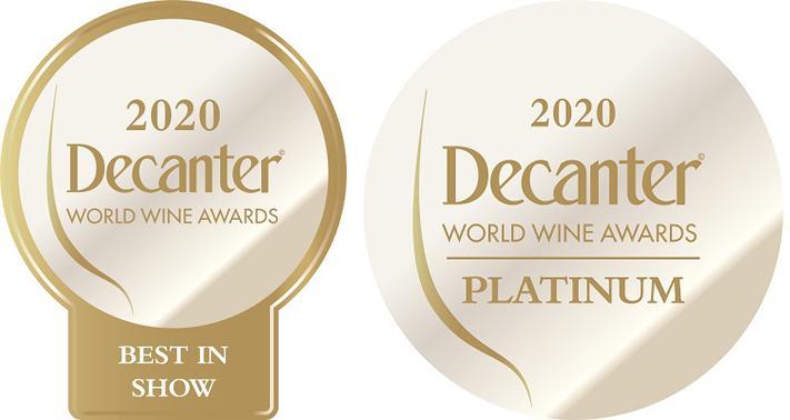 DWWA 2020 Best Platinum