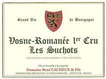 Cacheux rene Suchots Label