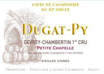 Dugat-Py Petite Chapelle label