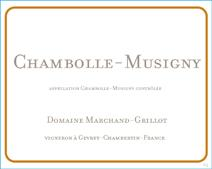 Marchand-grillot Chambolle label