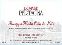 Bertagna Huguettes label