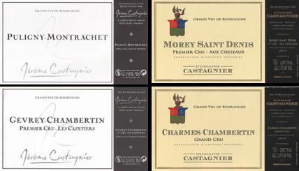 Castagnier 4 labels 2