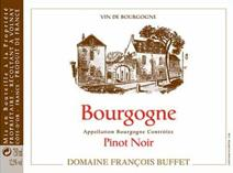 Buffet Bourgogne label