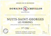Chevillon Robert Perrieres label