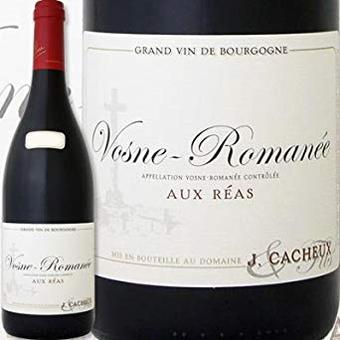 Cacheux Jacques Reas label