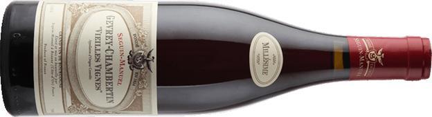 Seguin-Manuel Gevrey VV bottle