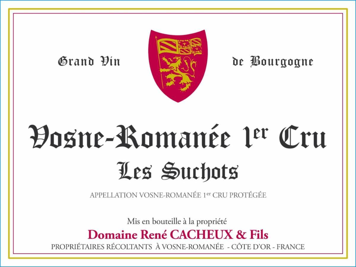 Cacheux Rene Suchots label hi