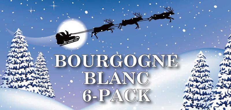 Bourgogne Blanc 6-Pack header