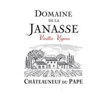 Janasse Chateauneuf VV label MV
