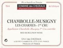 Chezeaux Charmes label