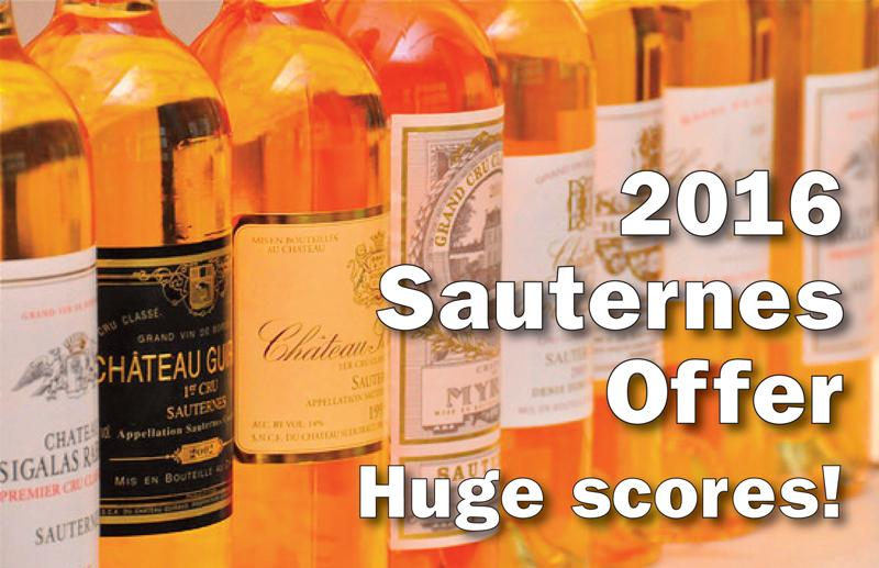 2016 Sauternes header