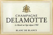 Delamotte BdB VV label